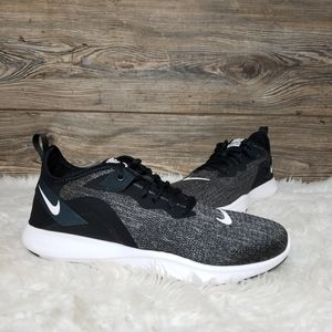 New Nike Flex Trainer Black Training Sneakers